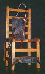 Electric Chair by Kendall Polster